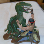 Turok Retro Nintendo gaming sculpture @sold@